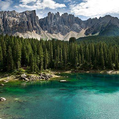 Sommerurlaub in Südtirol.